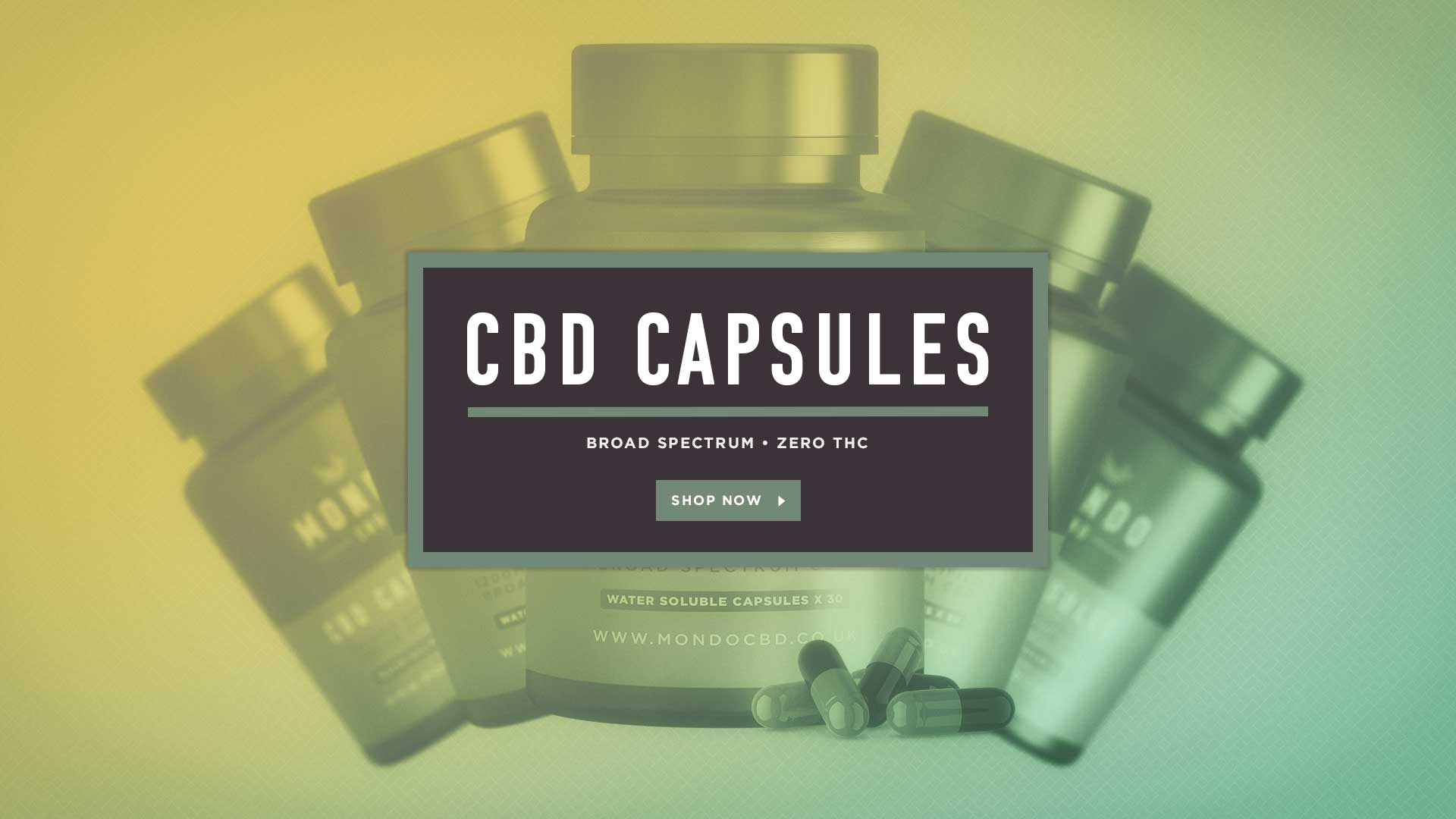 Shop for CBD Capsules at mondocbd.co.uk