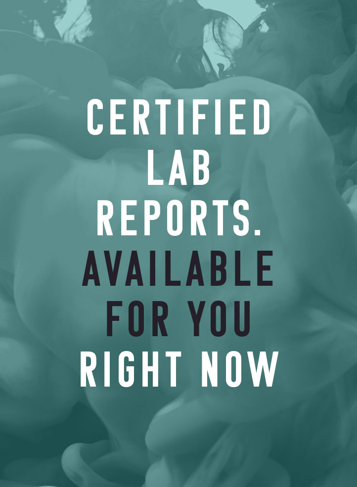 CertifiedlabReports are available for you right now.